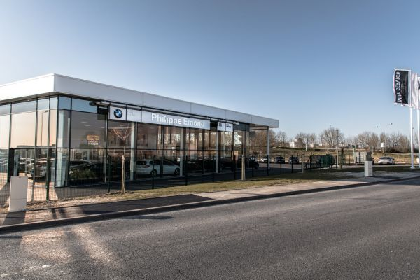 BMW CHALONS